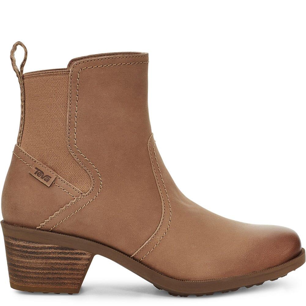1103230-SDDN Teva Women's Anaya Chelsea WP Casual Boots - Sand Dune