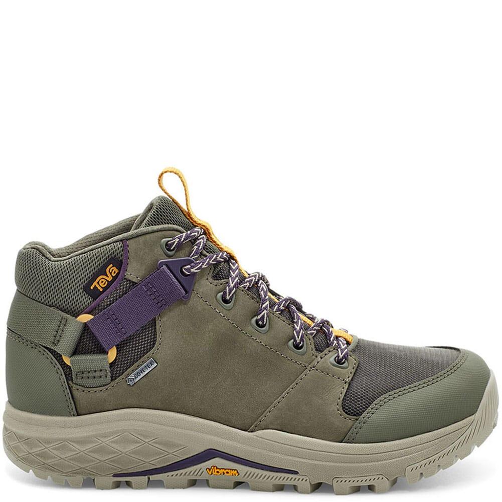 1106832-BTOL Teva Women's Grandview Casual Boots - Burnt Olive