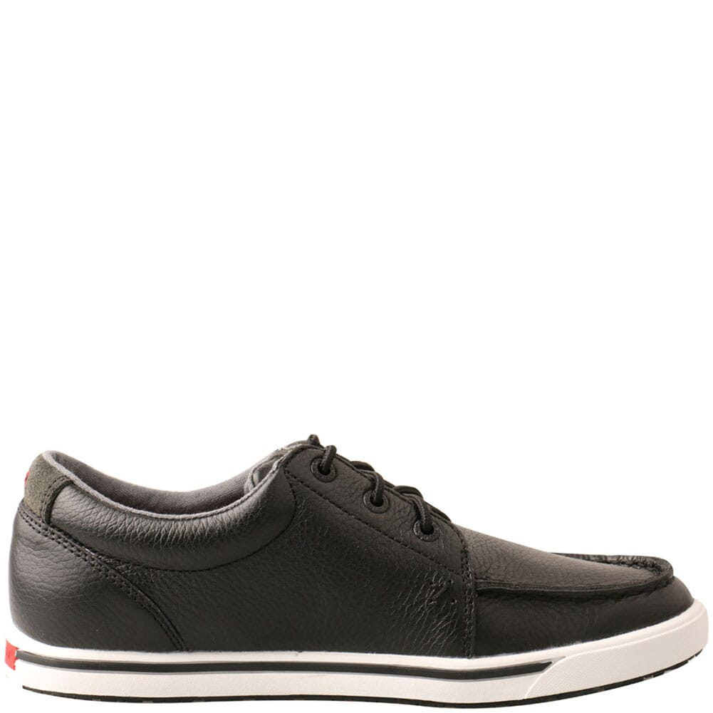 WCA0025 Twisted X Women's Kicks Casual Shoes - Softy Black