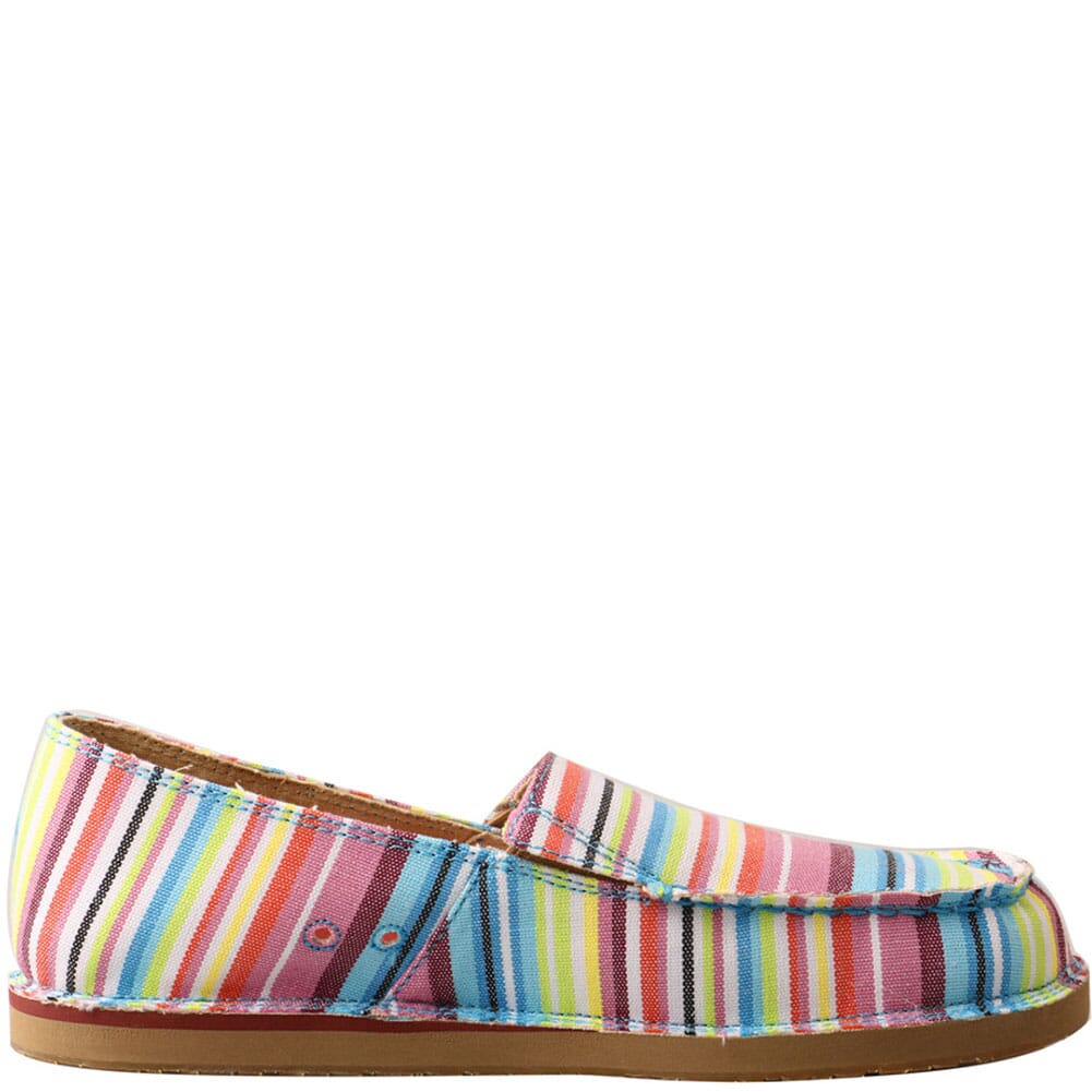 WCL0009 Twisted X Women's Slip-On Loafers - Multi