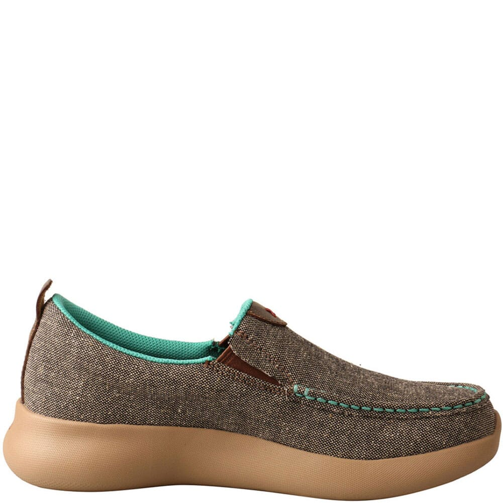 WRV0001 Twisted X Women's Slip-On EVA12R Casual Shoes - Dust