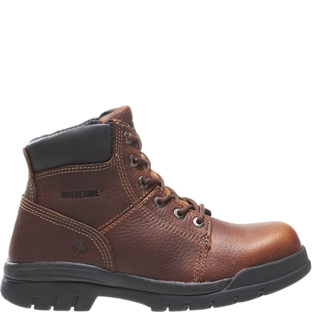 Wolverine Men's Slip Resistant Safety Boots - Brown