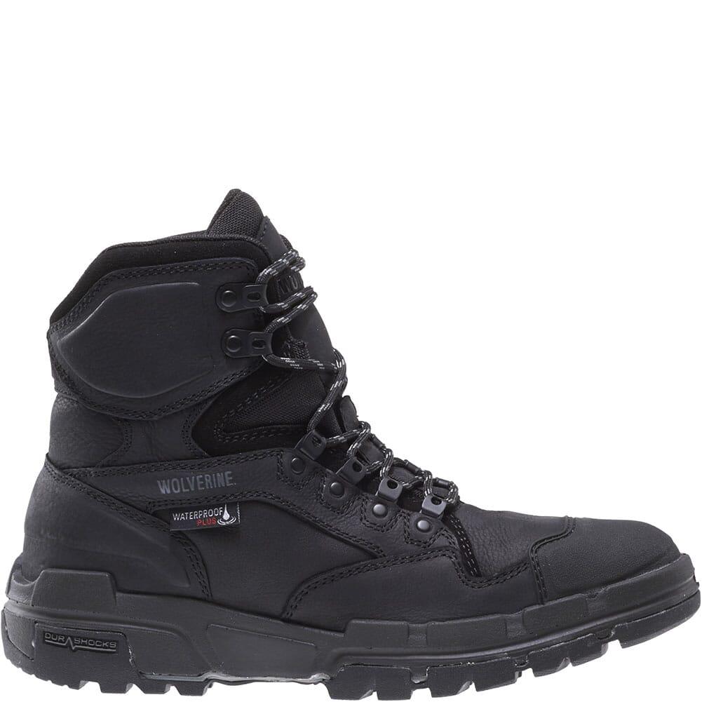 Wolverine Men's Legend WP Safety Boots - Black