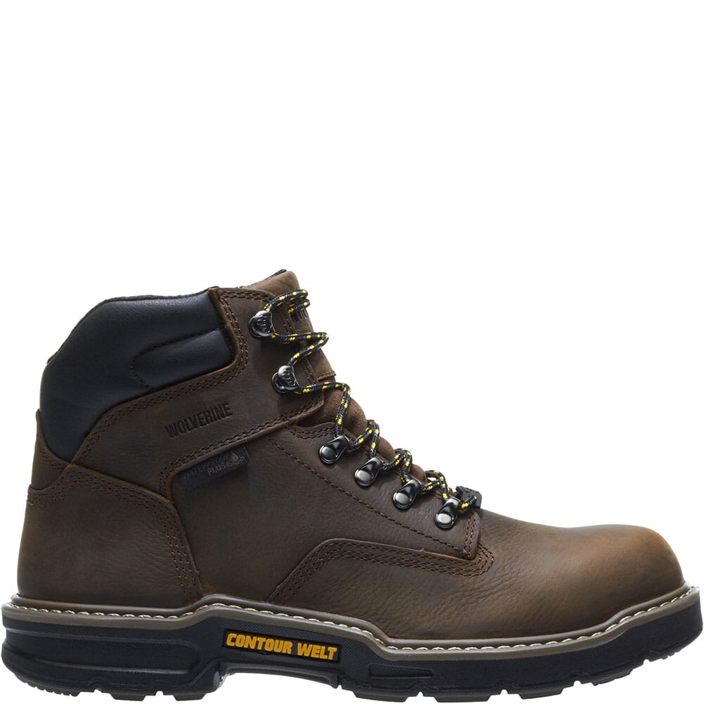 Wolverine Men's Bandit Safety Boots - Brown