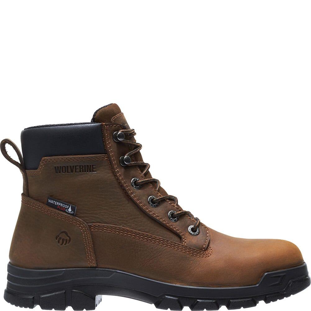 Wolverine Men's Chainhand WP Work Boots - Brown