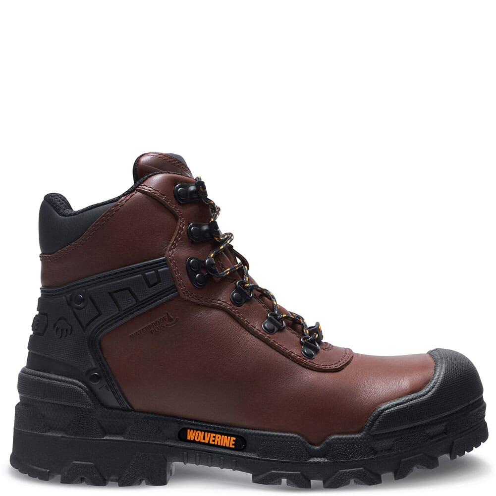 Wolverine Men's Warriors Safety Boots - Brown