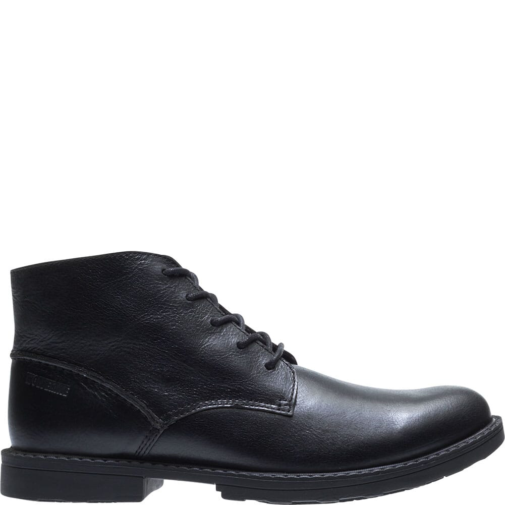 Wolverine Men's Bedford Chukka Work Boots - Black