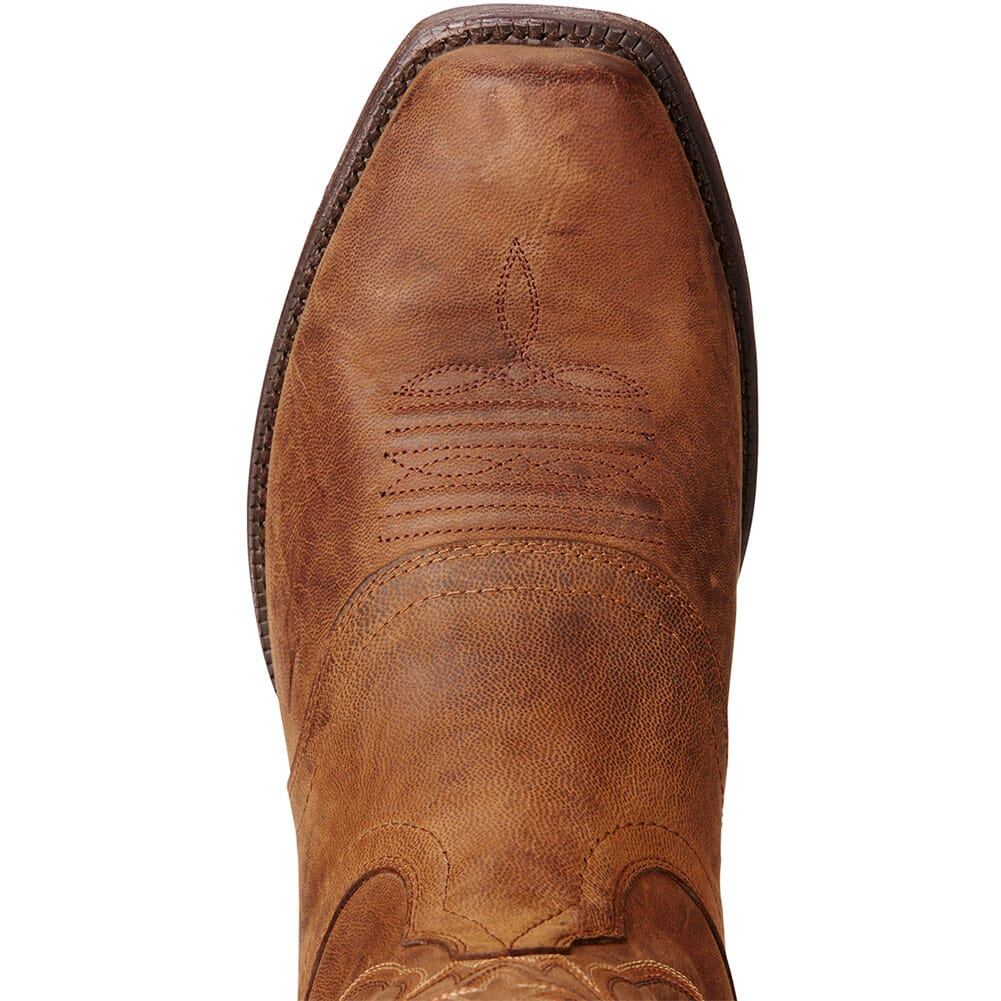 Ariat Men's Circuit Striker Western Boots - Weathered Brown