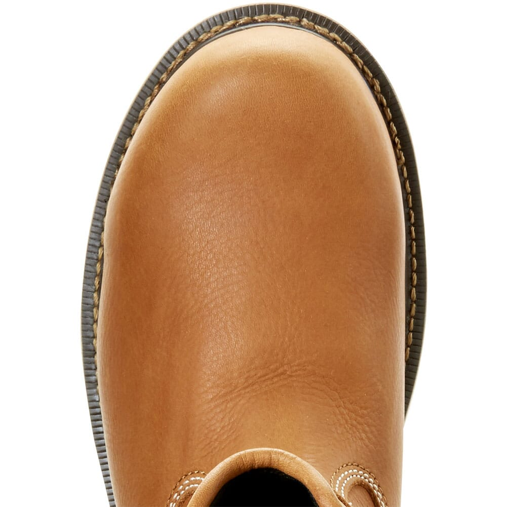 Ariat Men's WorkHog XT Dare Safety Boots - Rye Brown