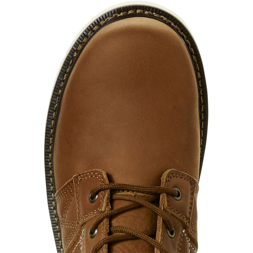 Ariat Men's Rebar Wedge Work Boots - Golden Grizzly