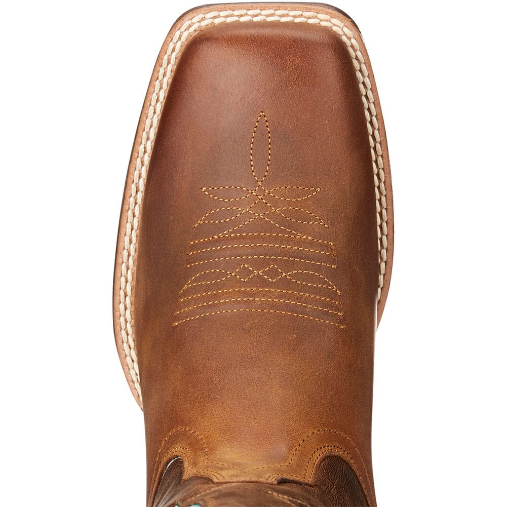 Ariat Women's VentTek Ultra Western Boots - Barley Brown