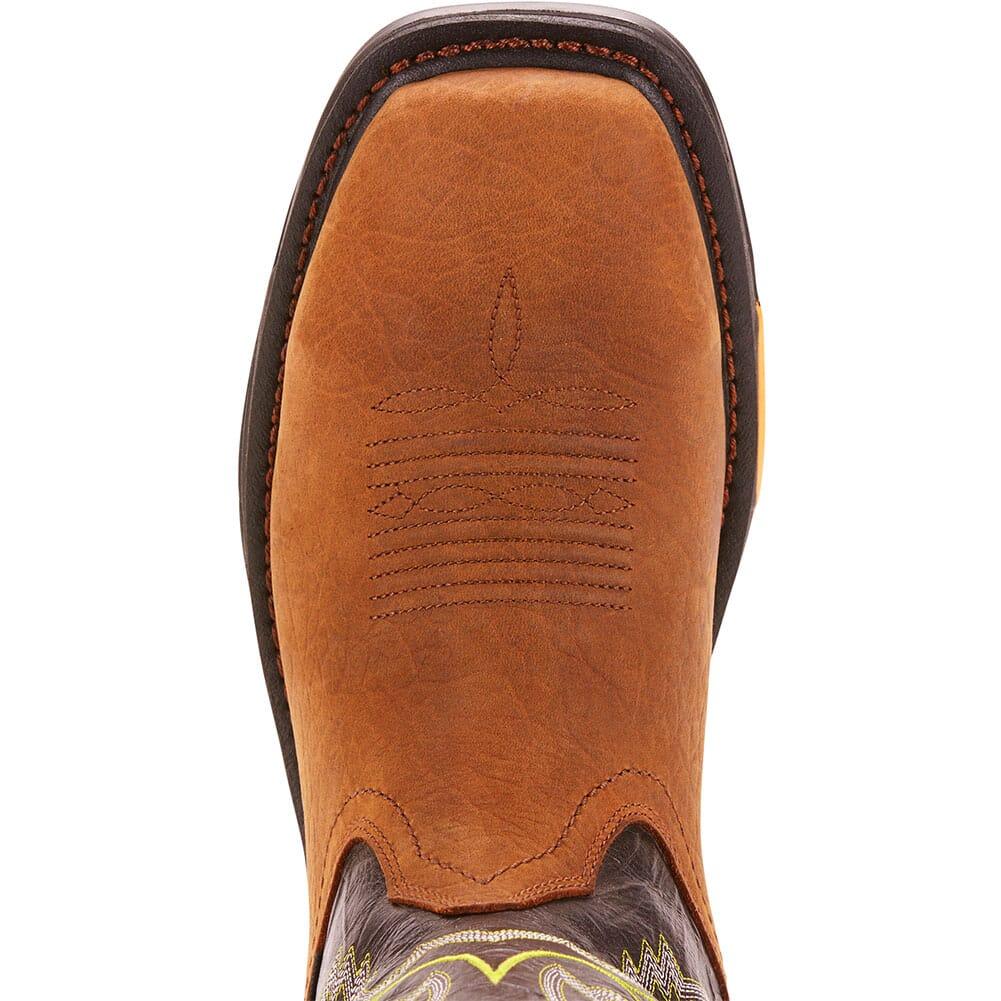 Ariat Men's WorkHog XT VentTEK Spear Safety Boots - Rye Brown