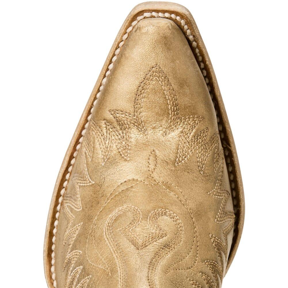 Ariat Women's Dixon Western Boots - Beige/Khaki