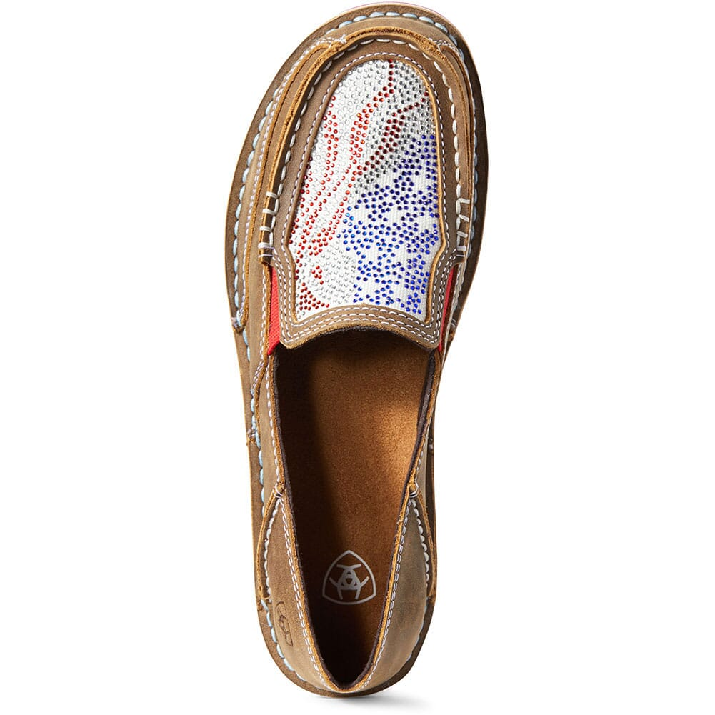 Ariat Women's Cruiser Casual Shoes - Stars Stripes