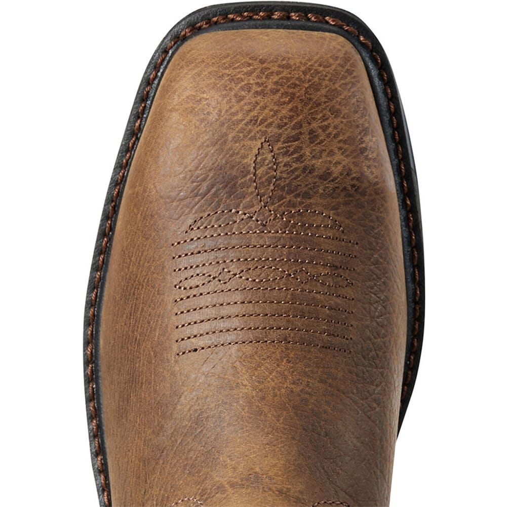 Ariat Men's WorkHog XT Coil Safety Boots - Earth/Twlight