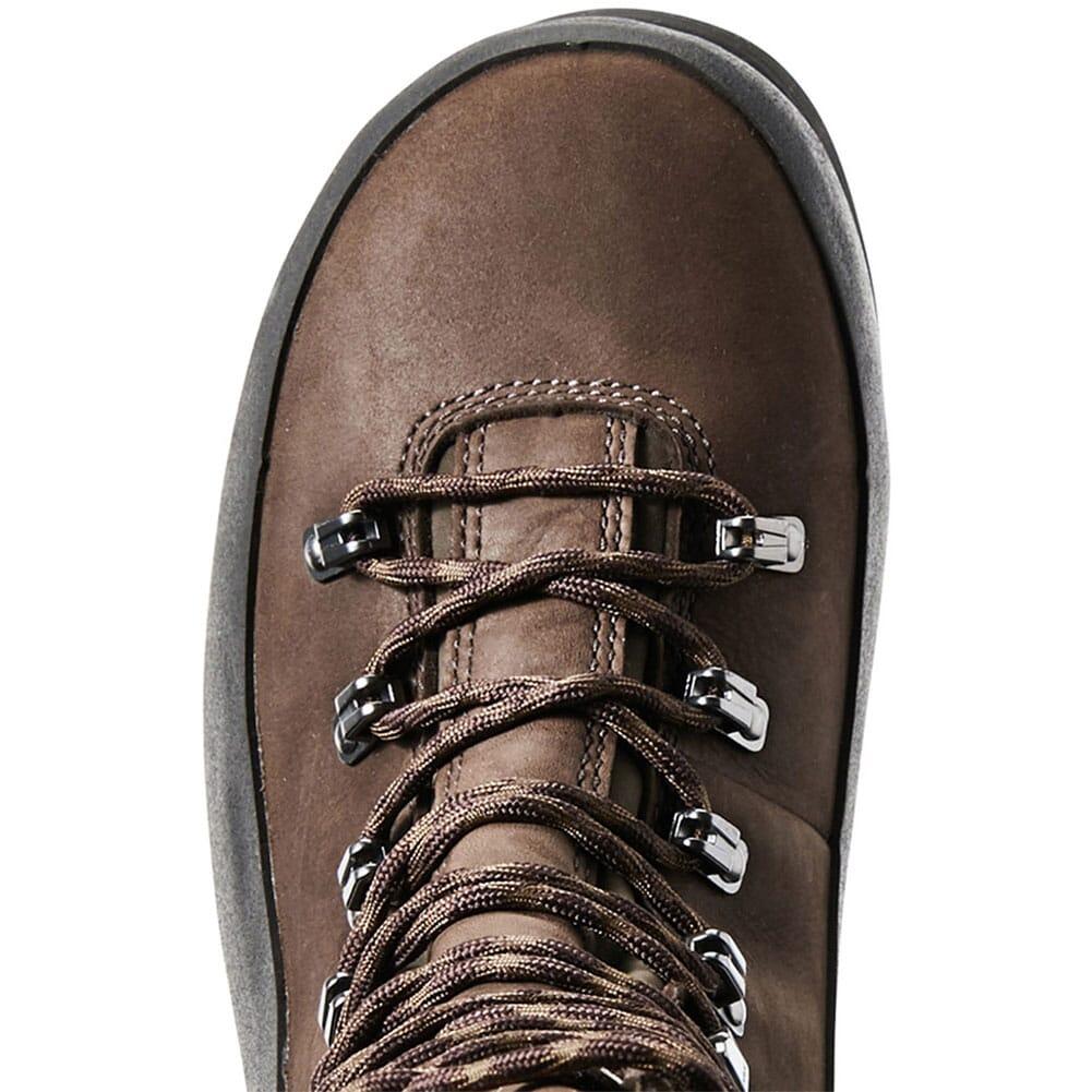 Ariat Men's Linesman Ridge WP SR Safety Boots - Bitter Brown