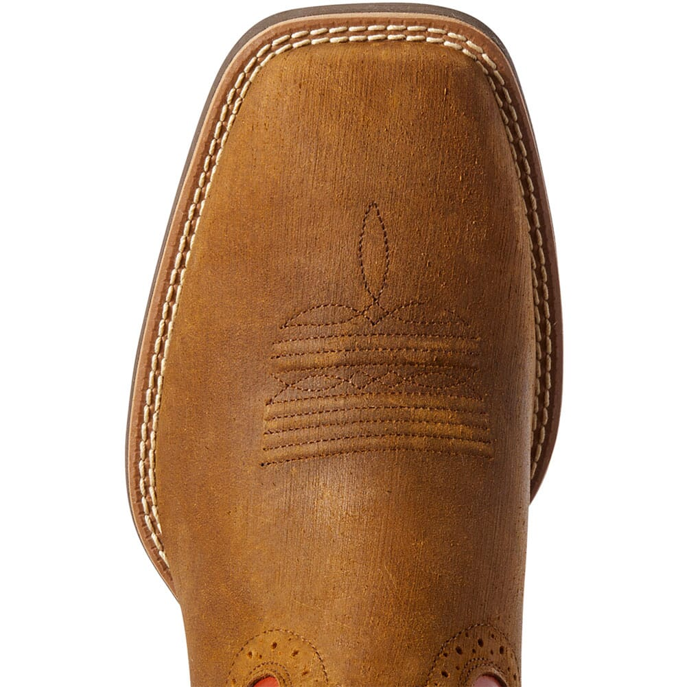 Ariat Men's Sport Cool VentTEK Western Boots - Dark Tan