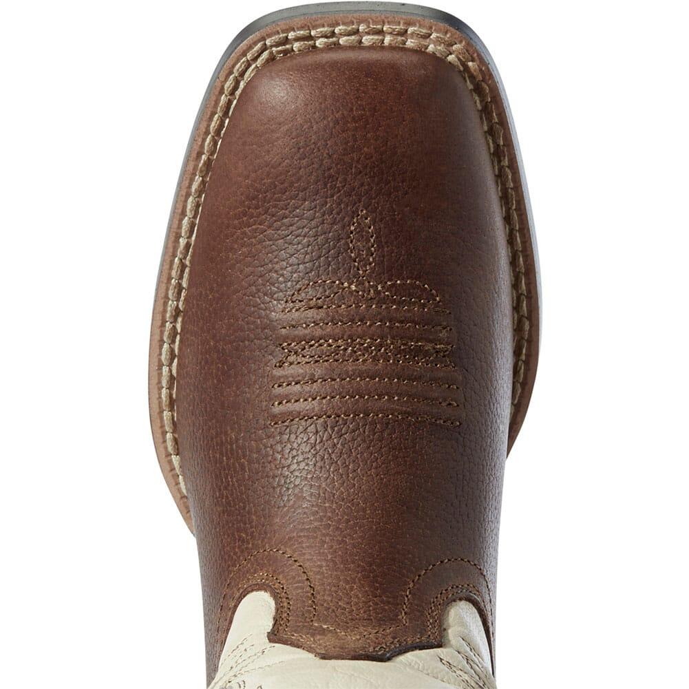 10031490 Ariat Kid's Cowboy VentTEK Western Boots - Cognac Candy