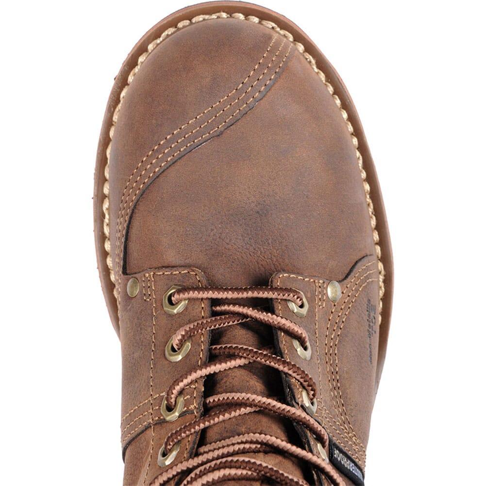 Carolina Men's Linesman Safety Boots - Brown