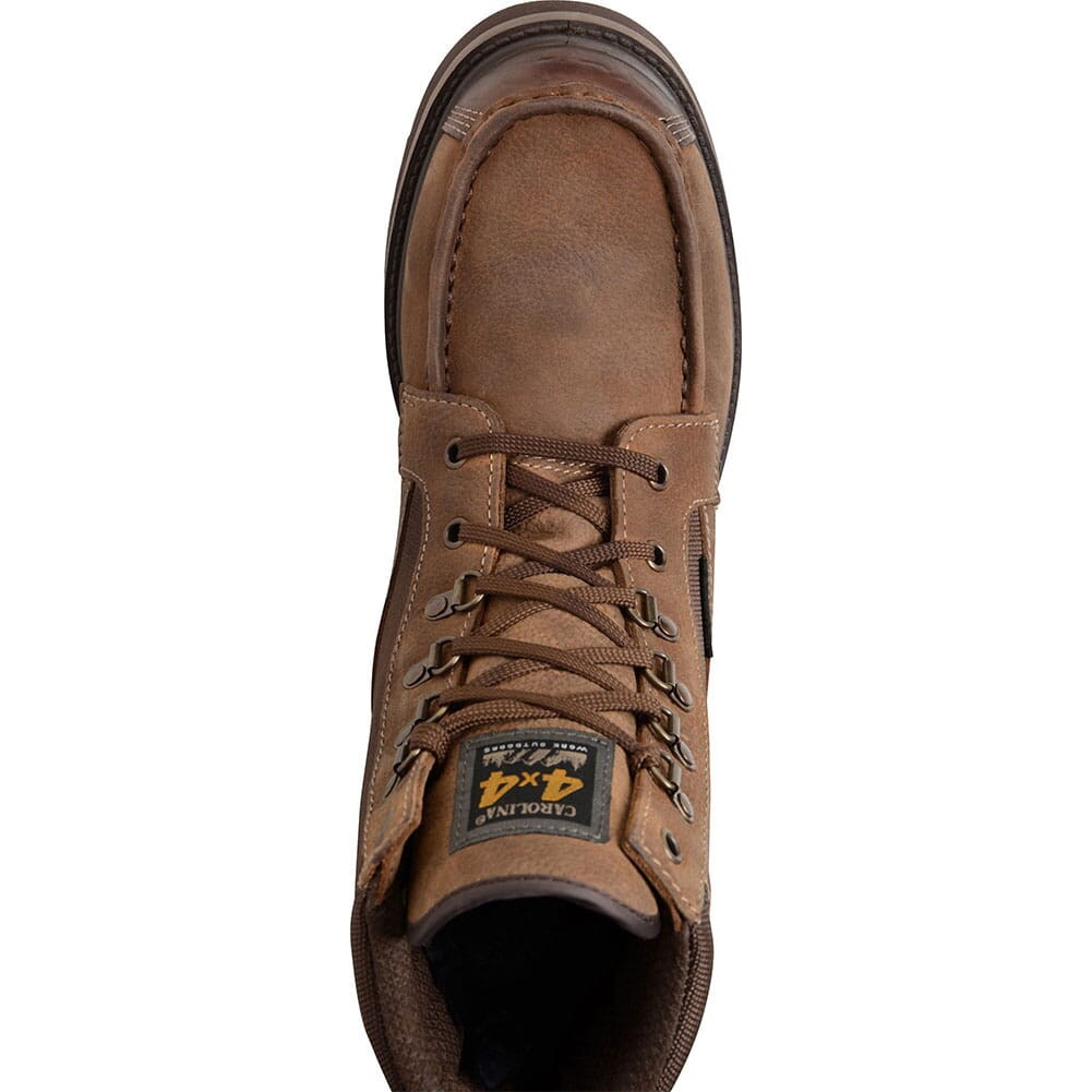 Carolina Men's Assembly Work Boots - Brown