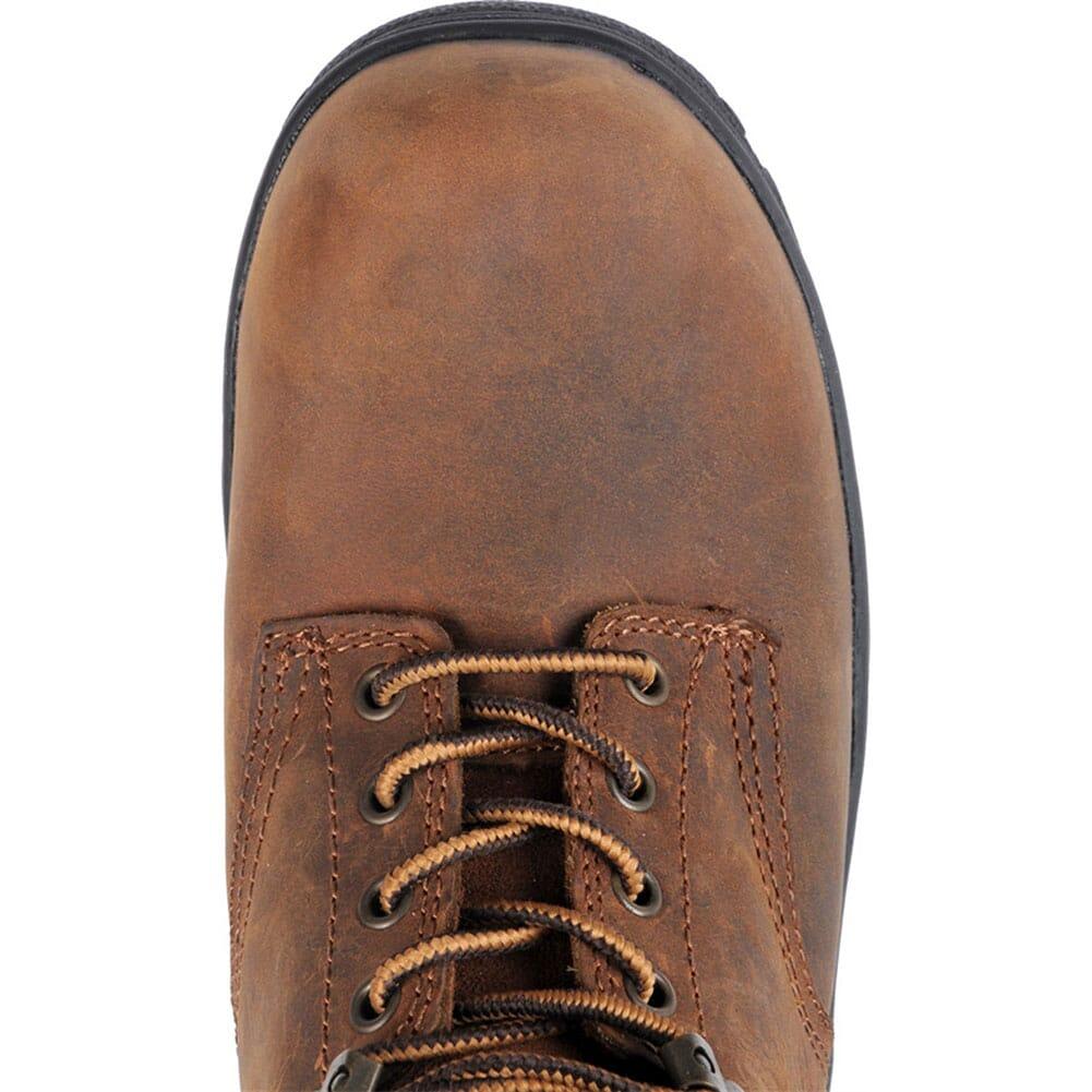 Carolina Men's WP 6IN Work Boots - Copper