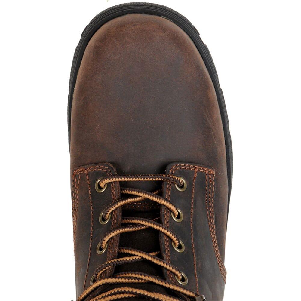 Carolina Men's Waterproof Safety Boots - Brown