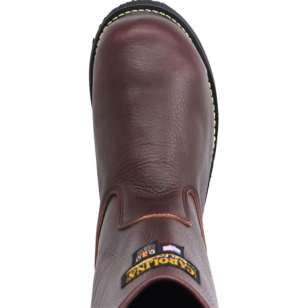 Carolina Men's D3O Internal MetGuard Safety Boots - Brown