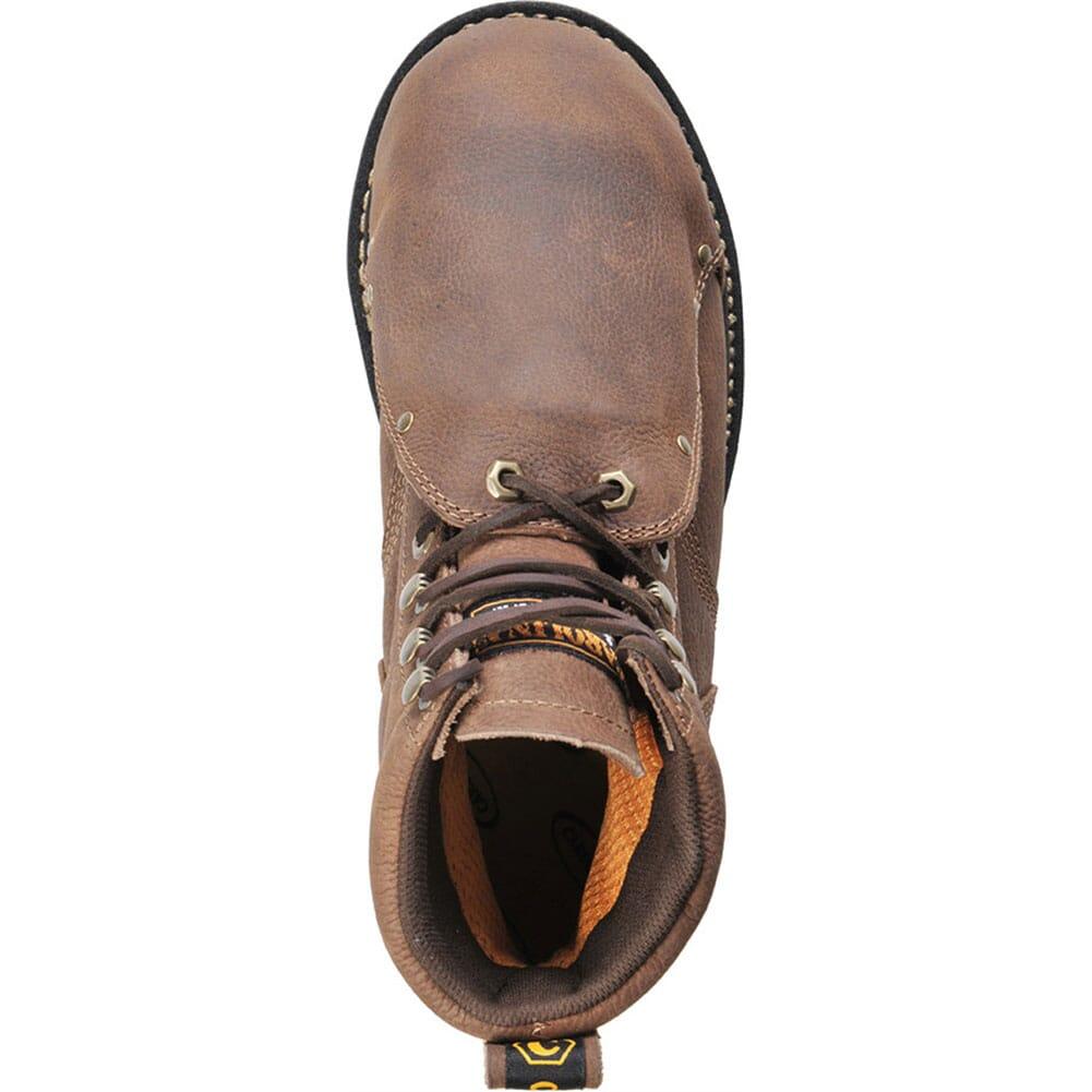 Carolina Men's Met Guard EH Safety Boots - Brown