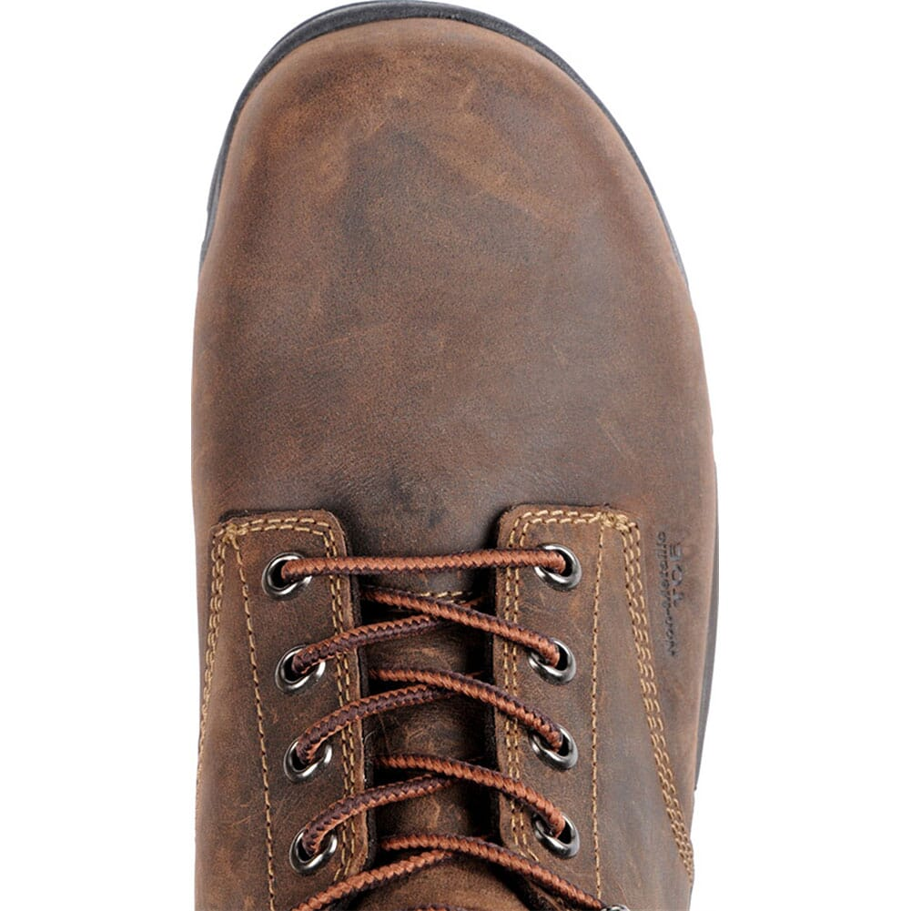 Carolina Men's WP SR Safety Boots - Gaucho