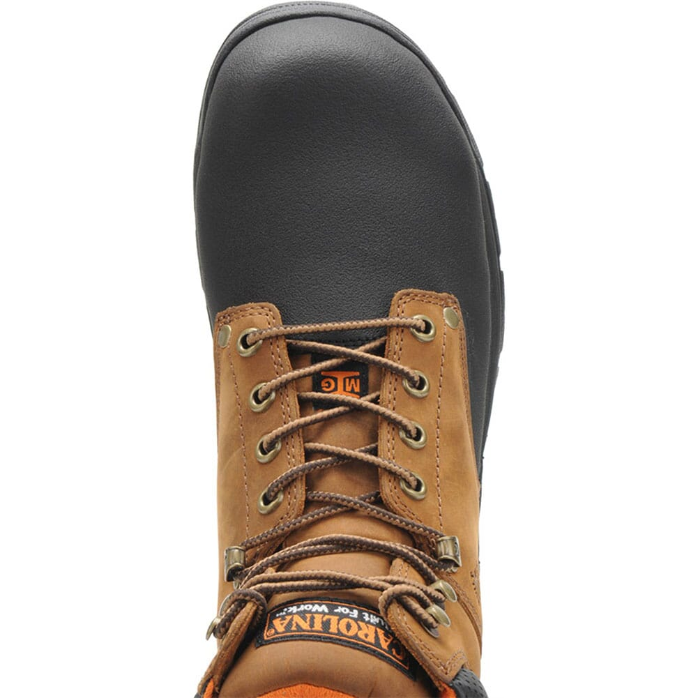 Carolina Men's EH Comp Safety Boots - Copper
