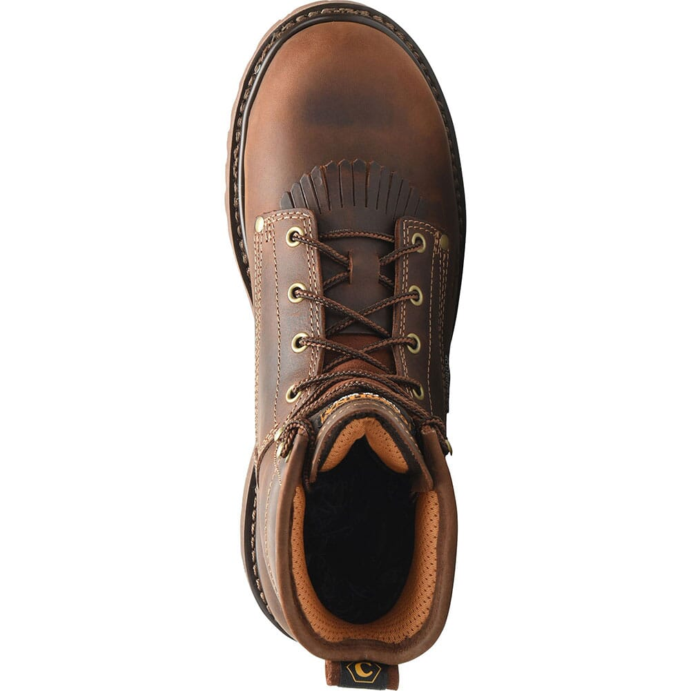 Carolina Men's Grizzly Safety Boots - Cigar