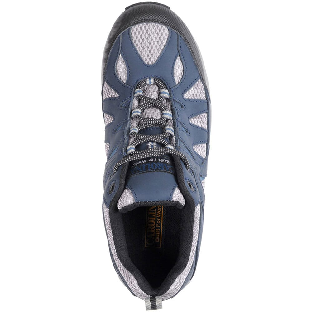 Carolina Men's Alum Toe ESD Safety Shoes - Blue