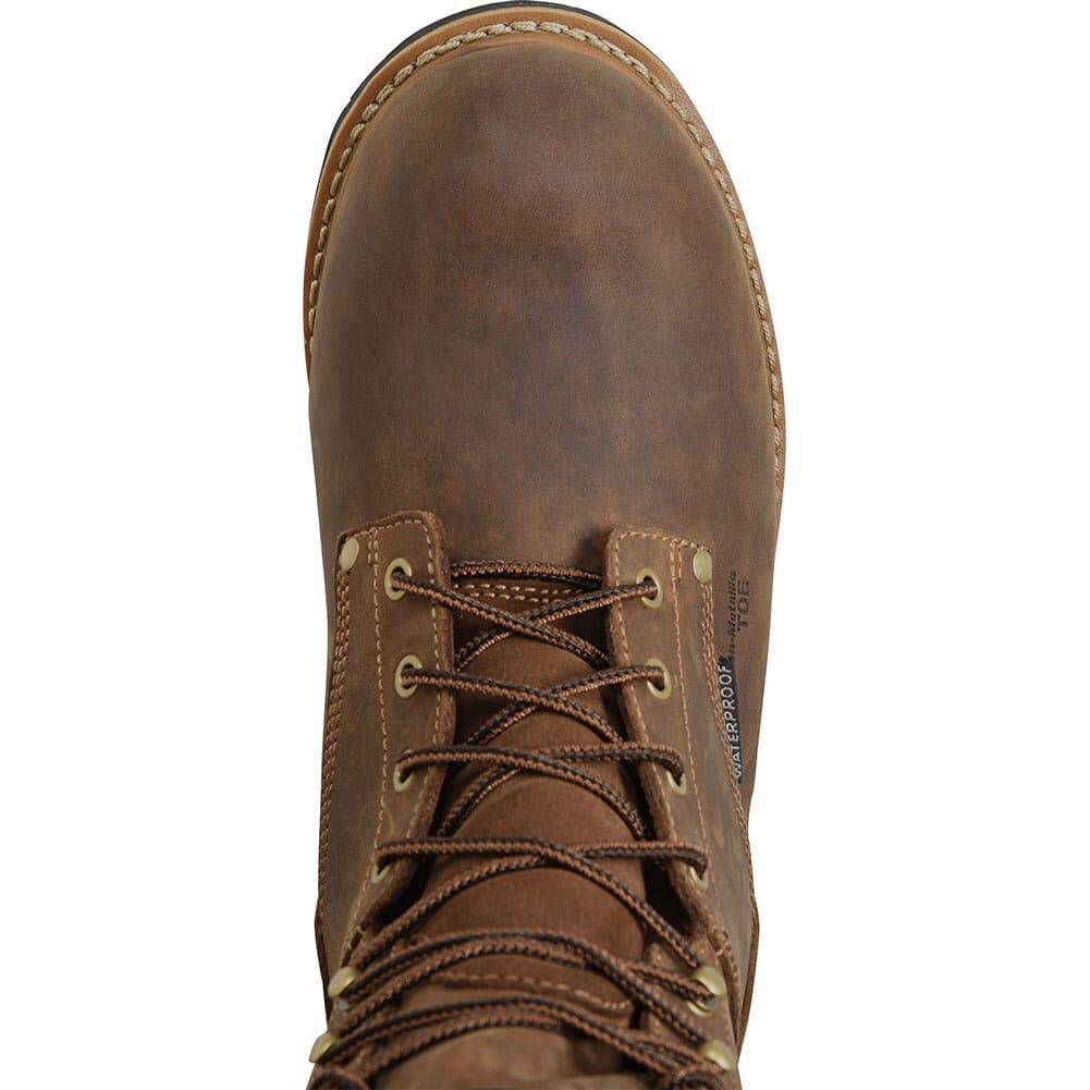 Carolina Men's Poplar Safety Boots - Dark Brown