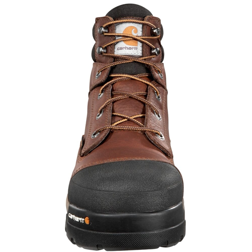 Carhartt Men's Ground Force Safety Boots - Brown