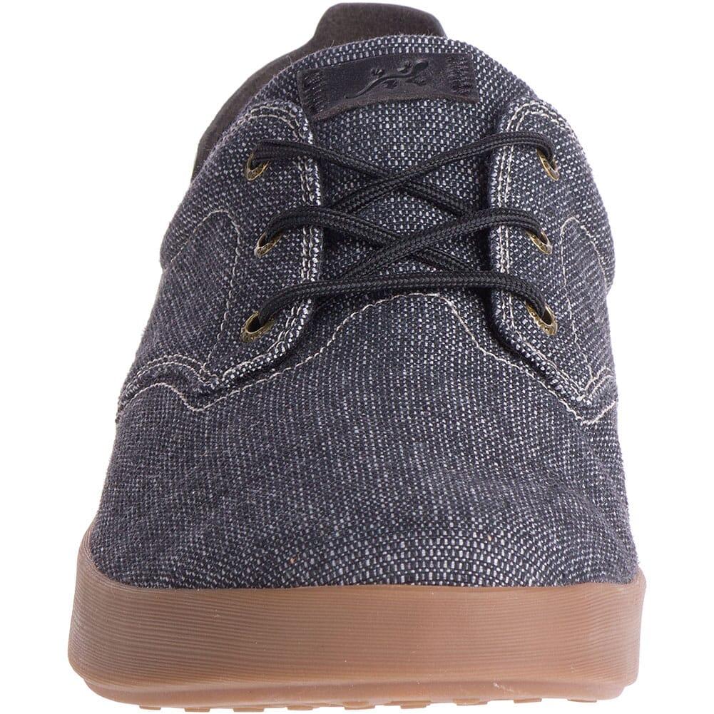 Chaco Men's Davis Lace Up Casual Shoes - Black