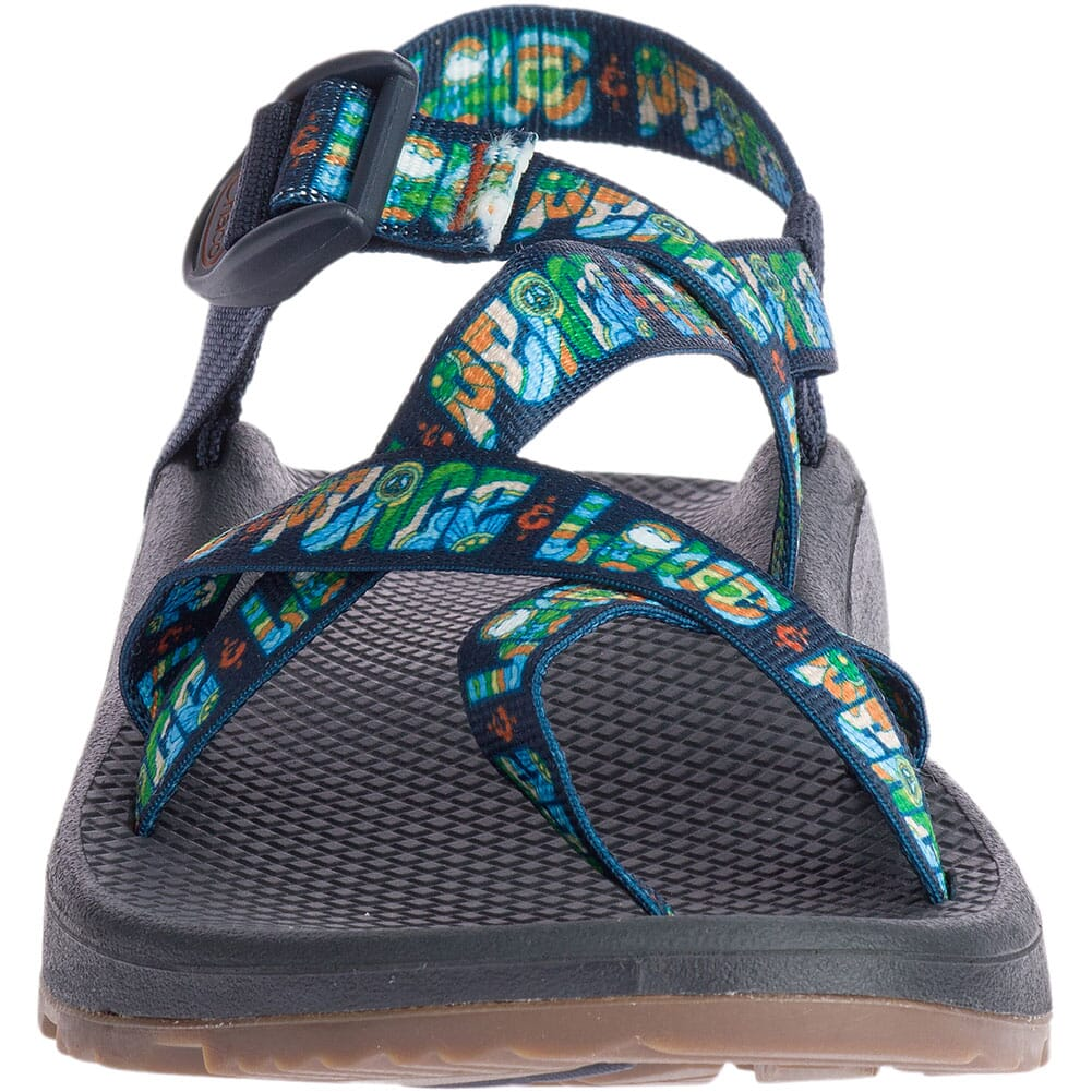 Chaco Men's Z/ Cloud 2 Sandals - Peace Navy