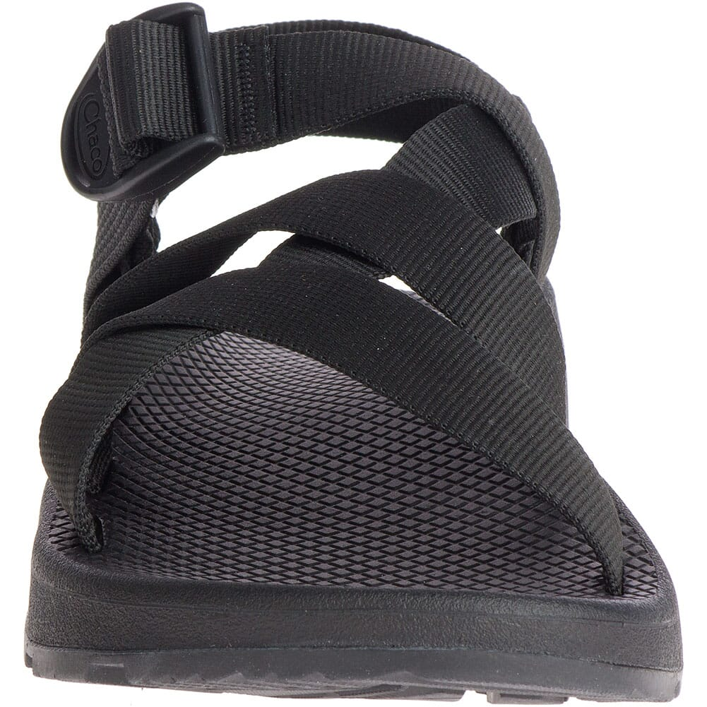 Chaco Men's Banded Z/Cloud Sandals - Solid Black
