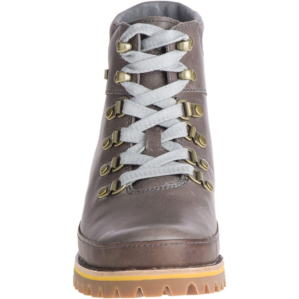 Chaco Women's Fields WP Casual Boots - Gray