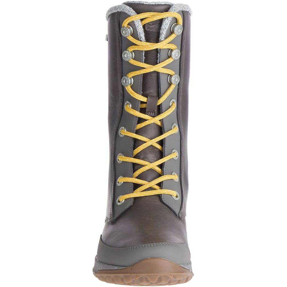 Chaco Women's Borealis Tall WP Casual Boots - Nickle