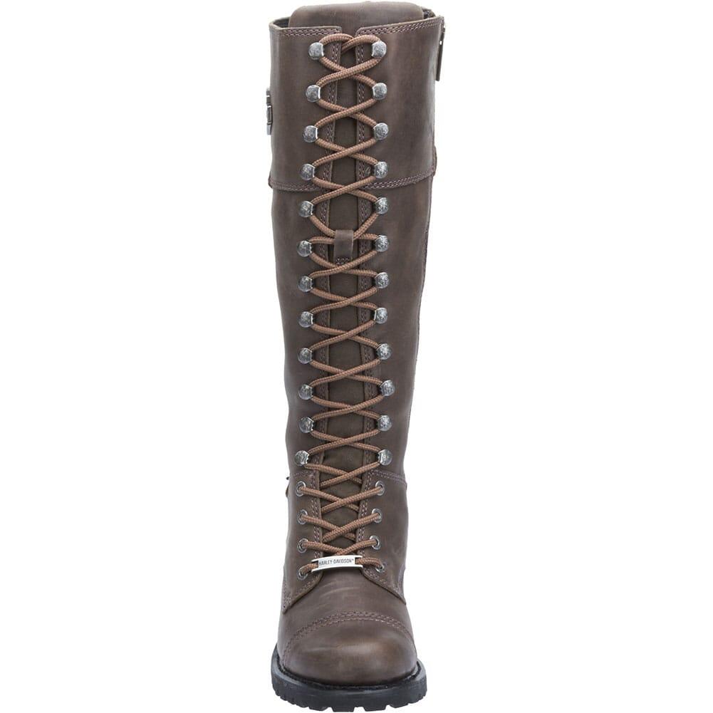 Harley Davidson Women's Beechwood Motorcycle Boots - Stone