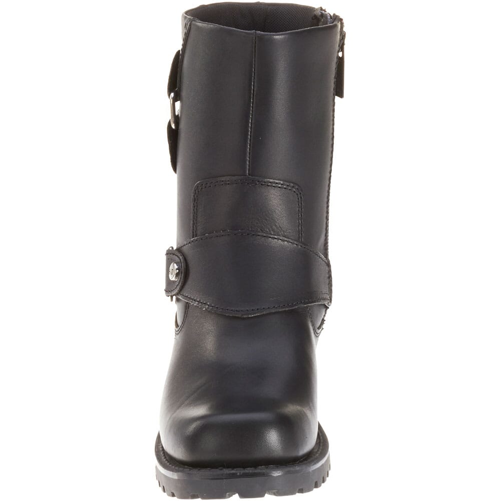 Harley Davidson Women's Alivia Motorcycle Boots - Black