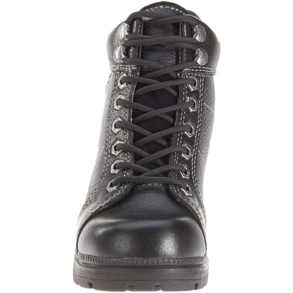 Harley Davidson Women's Tyler Motorcycle Boots - Black