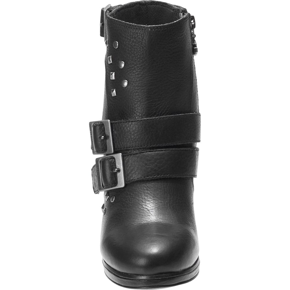 Harley Davidson Women's Covert Motorcycle Boots - Black