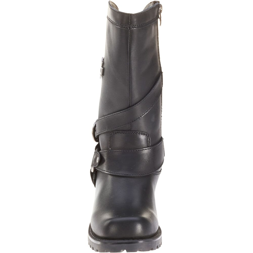 Harley Davidson Women's Amber Motorcycle Boots - Black