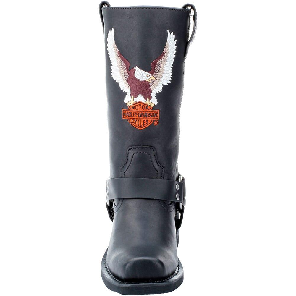 Harley Davidson Men's Darren Motorcycle Boots - Black
