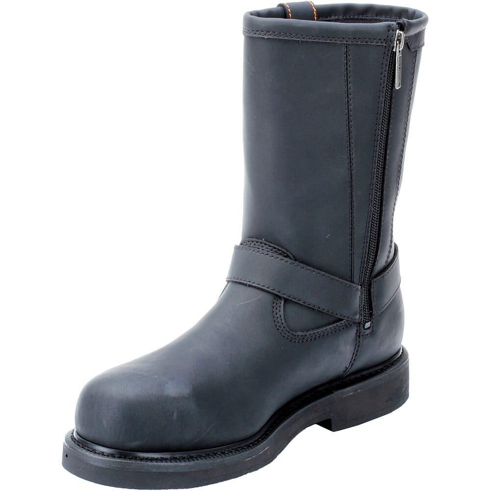 Harley Davidson Men's Bill Safety Boots - Black