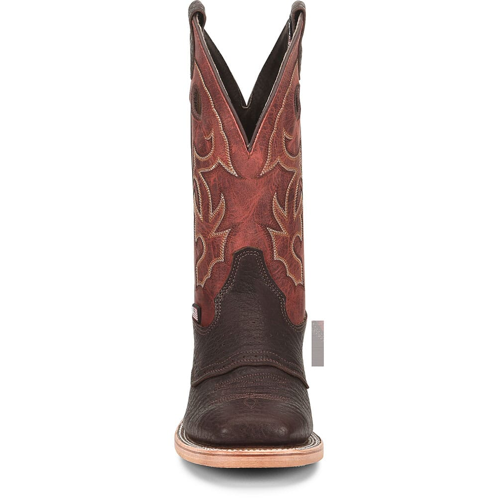 Double H Men's Andre Western Ropers - Red Snapper