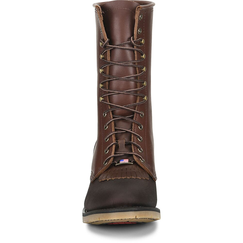Double H Men's ICE Work Packers - Brown