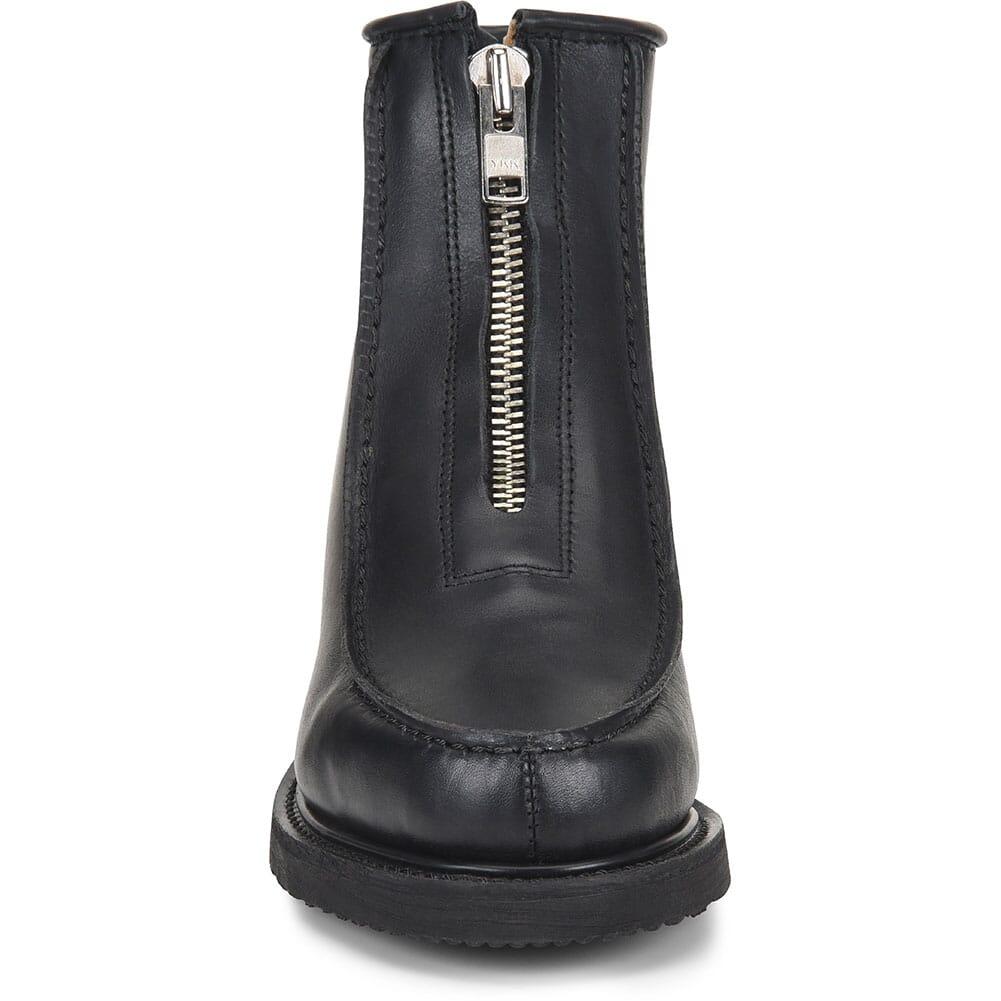 Double H Men's Stadium Casual Boots - Black