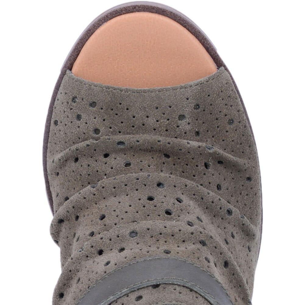 Dingo Women's Spurs Casual Shoes - Olive